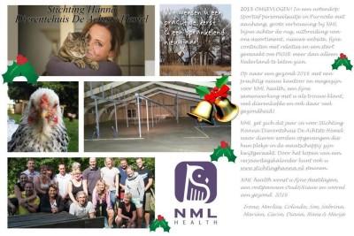 NML Health kerstgroet